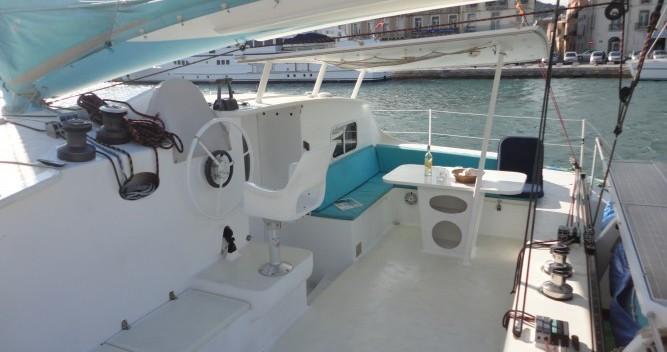 Bootsverleih Luscher Looping 50 AQUABLUE Palma Samboat