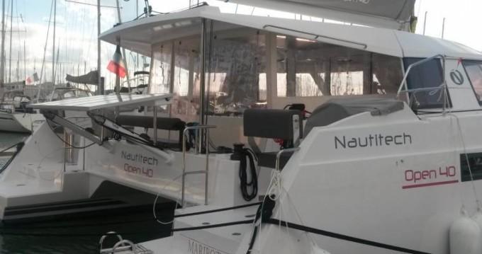 Nautitech Nautitech Open 40 zwischen Privatpersonen und professionellem Anbieter Golfe-Juan
