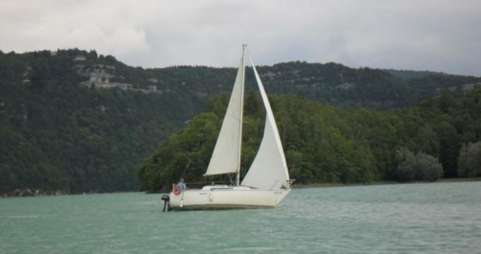 Louez un Gibert Marine Gib Sea 24 à Orgelet