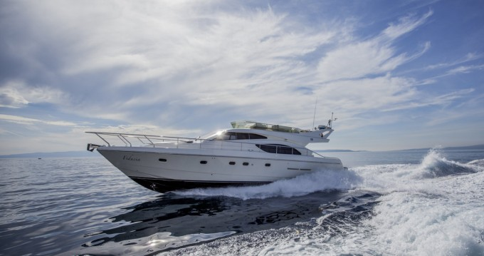 Yacht-Charter in Split - Ferretti Ferretti 530 auf SamBoat