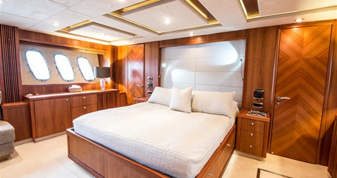 Location Yacht à Zadar - Sunseeker Sunseeker Predator 108