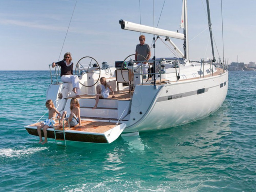 Hire Sailboat with or without skipper Bavaria Kavala