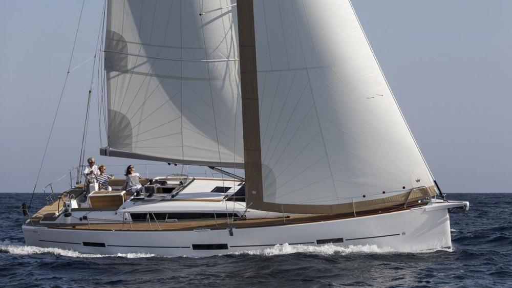 noleggio Barca a vela Δήμος Κω - Dufour Dufour 460
