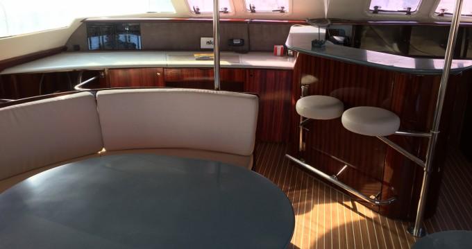 Yacht-Charter in Porto-Vecchio - Fountaine Pajot Marquises 56 auf SamBoat