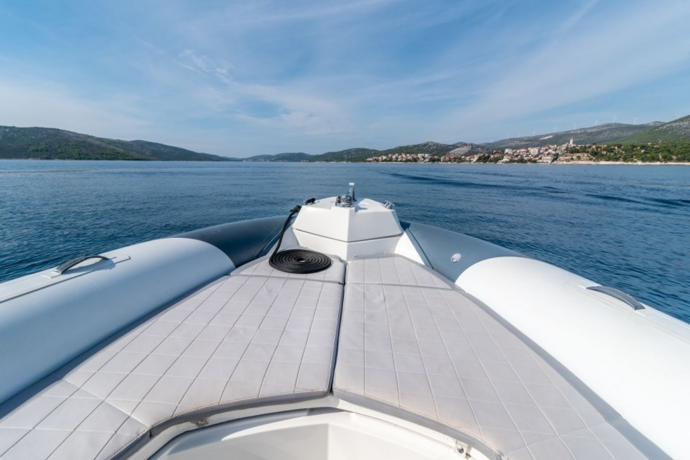 Marlin Boat 790 Dynamic between personal and professional Trogir