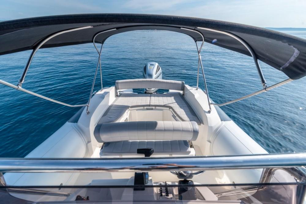 Rental RIB in Trogir - Marlin Boat 790 Dynamic