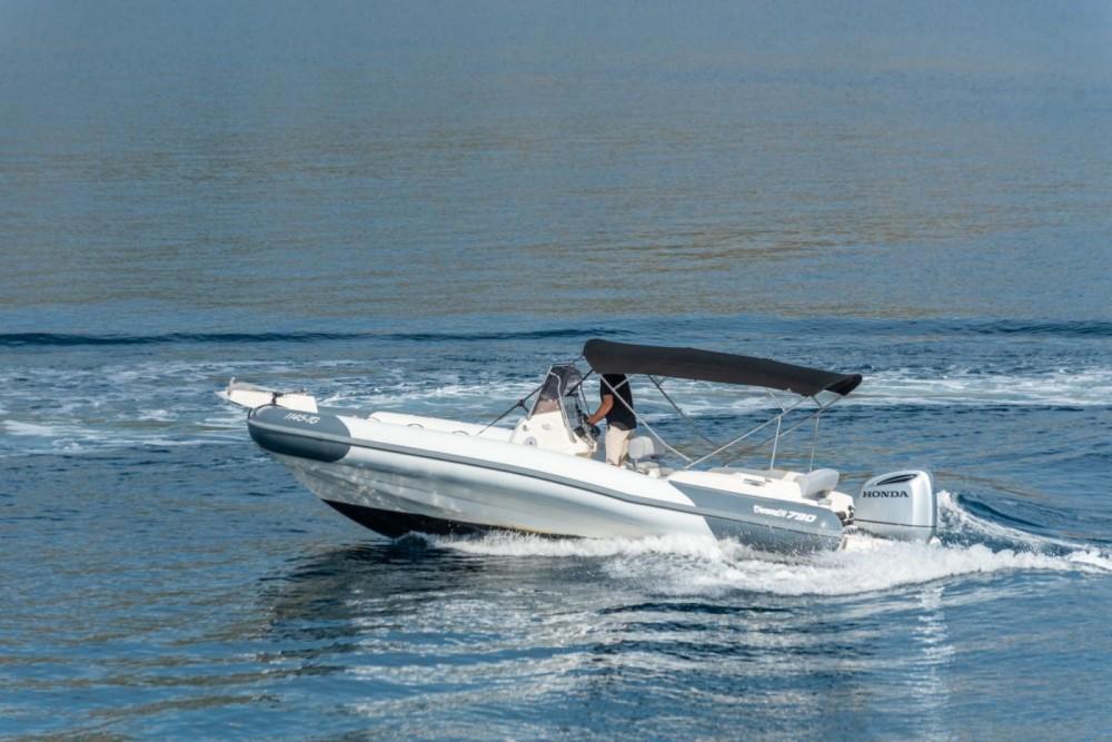 Boat rental Trogir cheap 790 Dynamic