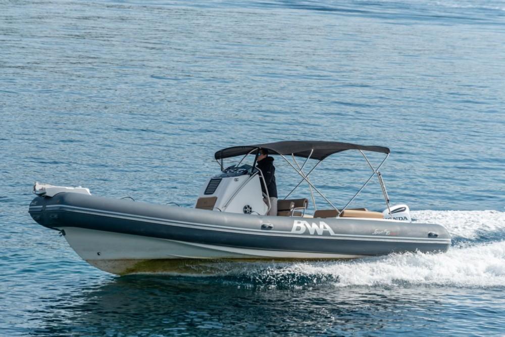 Boat rental Trogir cheap Sport 26 GTO