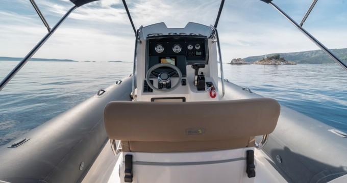 Location yacht à Trogir - Bwa Sport 26 GTO sur SamBoat