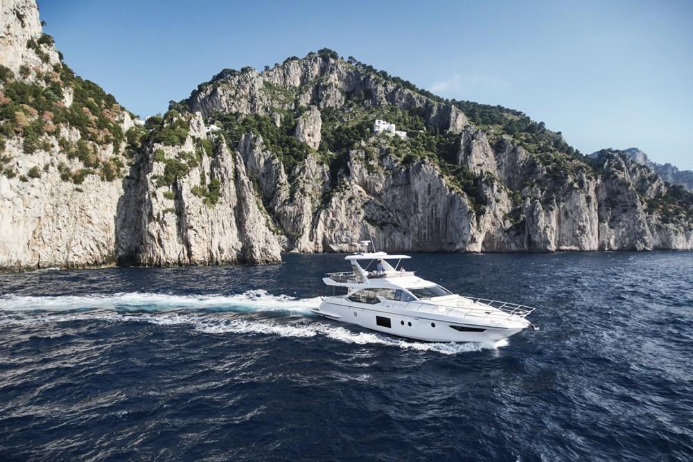 Rental yacht Split - Azimut Azimut 66 on SamBoat