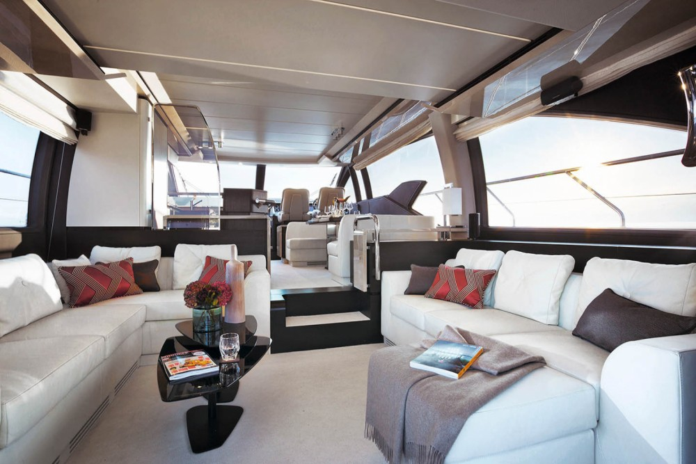 Rental Yacht in Split - Azimut Azimut 66