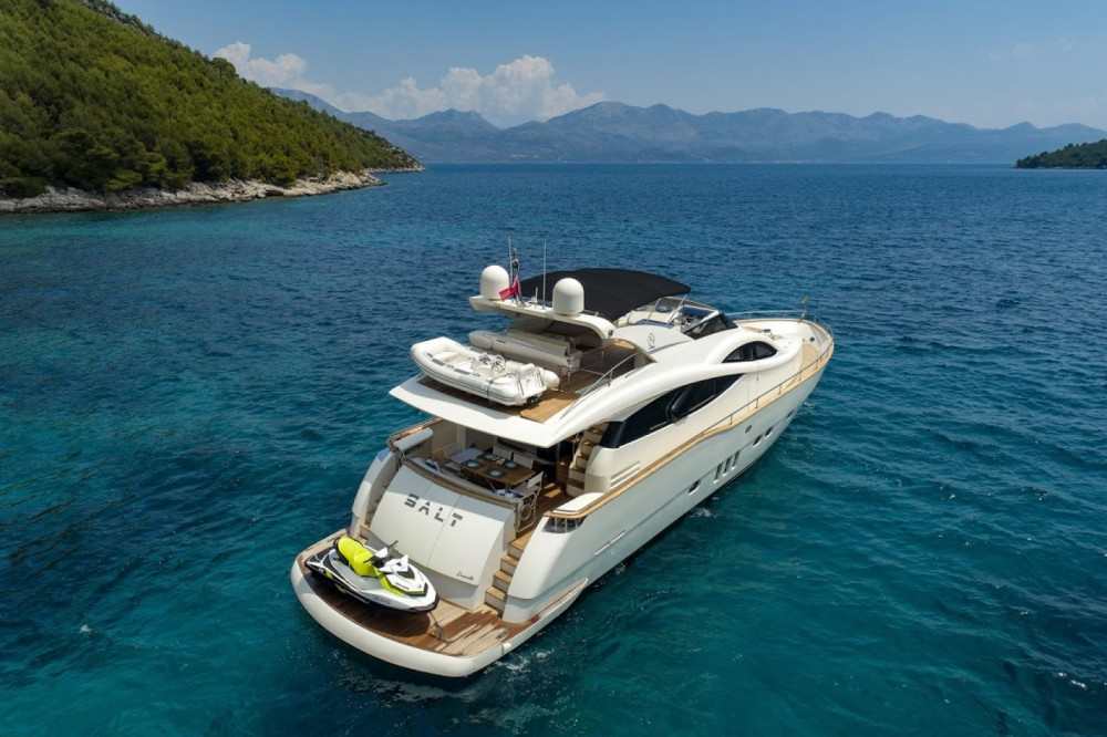 Evo Marine Deauville 760 between personal and professional Split