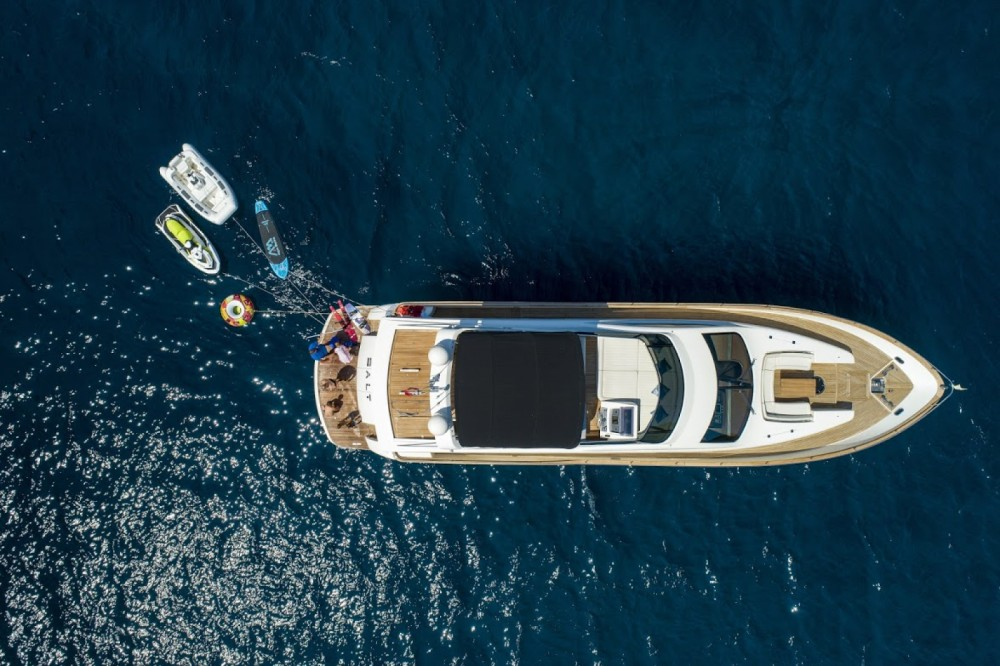 Yacht for rent Split at the best price