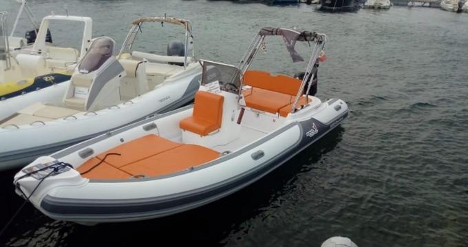 Louer Semi-rigide avec ou sans skipper Motonautica-Vesuviana à Porto Rotondo