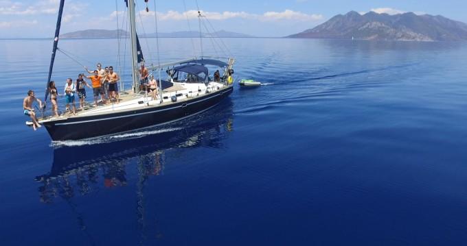 Location yacht à Athènes - Ocean Star 51.2 sur SamBoat