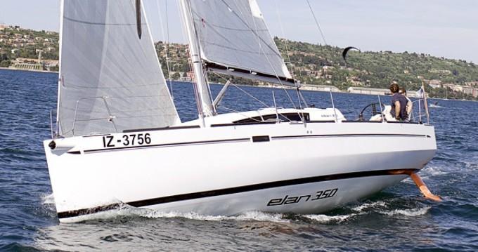 Louer Voilier avec ou sans skipper Elan à Izola / Isola