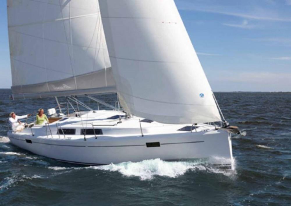 Location bateau Palma pas cher Hanse 385