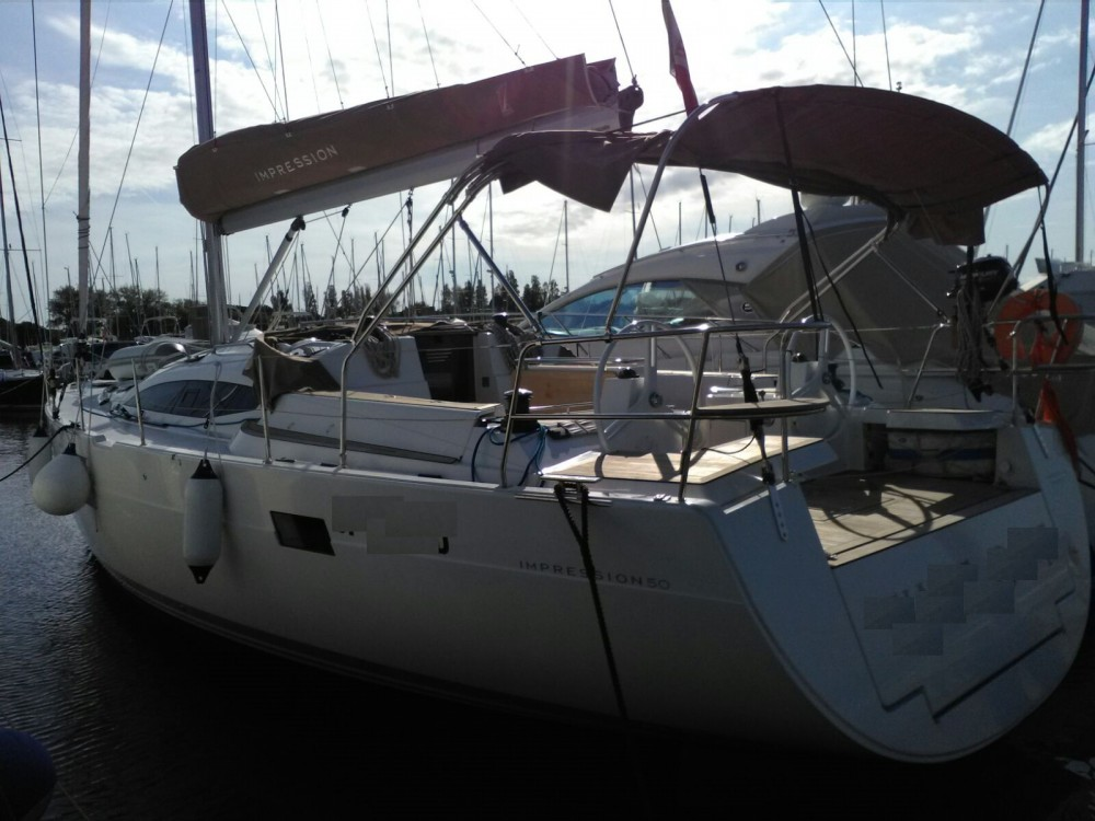 Rental Sailboat in Capo d'Orlando Marina - Elan Elan 50 Impression
