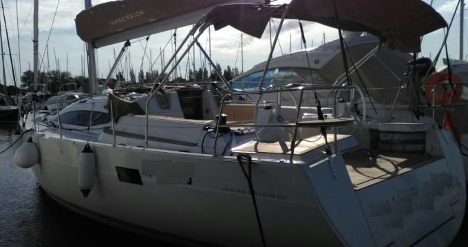 Rental Sailboat in Capo d'Orlando Marina - Elan Elan 50 Impression