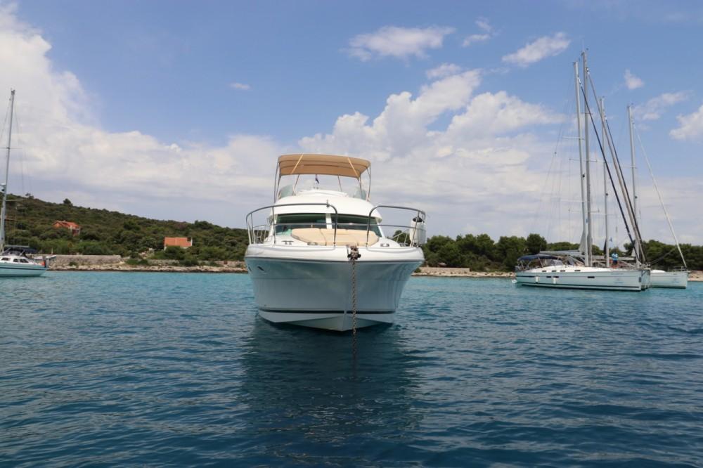 Boat rental ACI Marina Split cheap Prestige 46 Fly