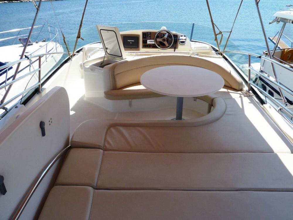 Jeanneau Prestige 46 Fly between personal and professional ACI Marina Split