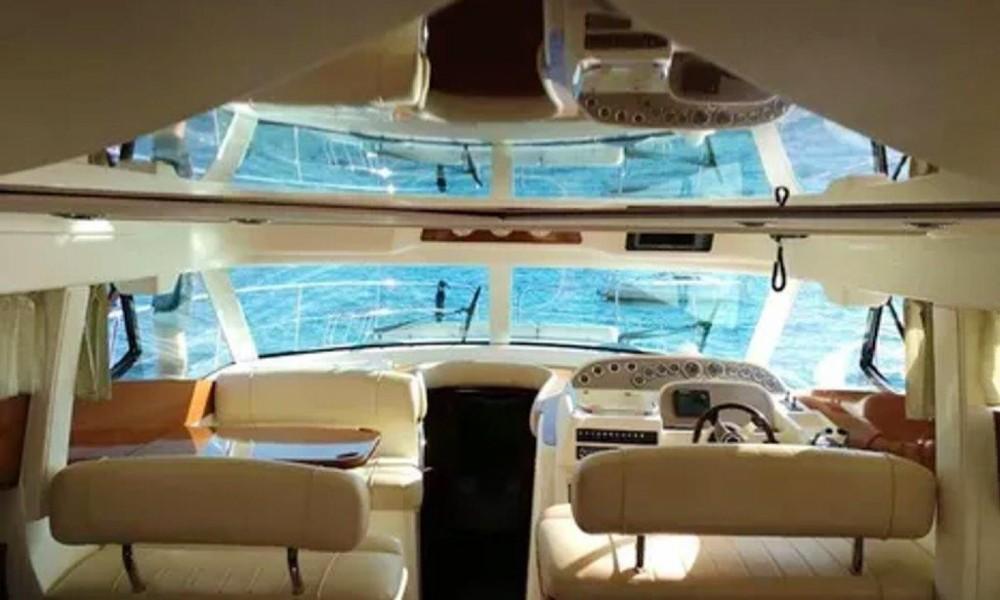 Boat rental Jeanneau Prestige 46 Fly in ACI Marina Split on Samboat
