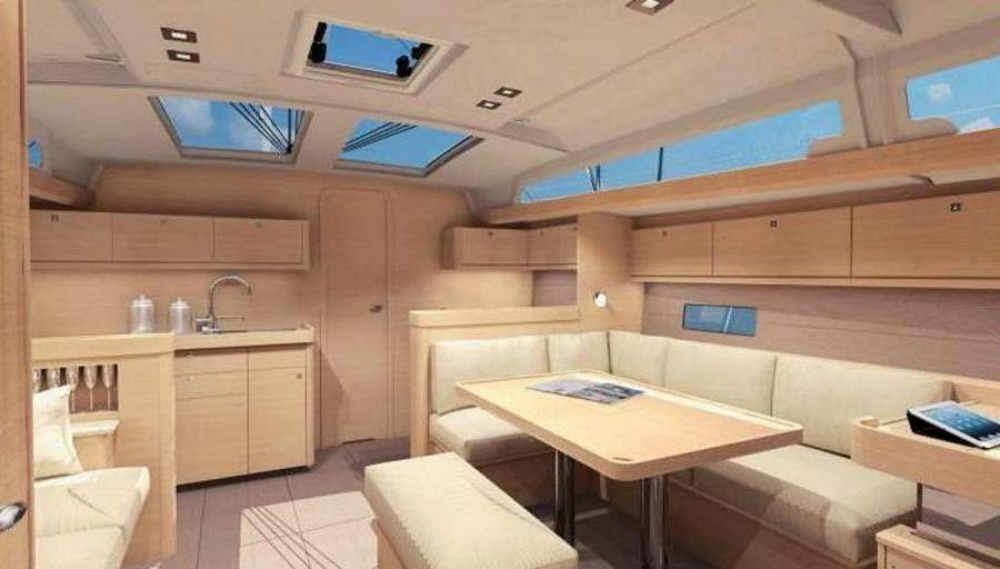 Rental yacht Malta - Dufour Dufour 460 GL on SamBoat
