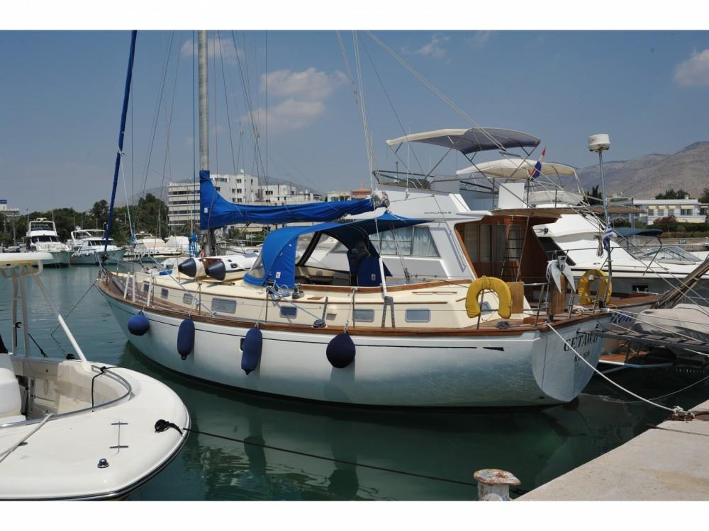 Segelboot mieten in Ag. Marina -  Olympic 47