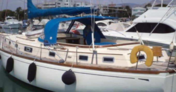 Rental yacht Agia Marina - Bavaria Olympic 47 on SamBoat