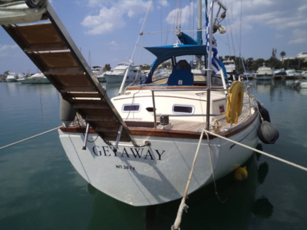 Segelboot mieten in Αγία Μαρίνα - Bavaria Olympic 47