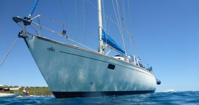 Rental Sailboat in Agia Marina - Bavaria Olympic 47