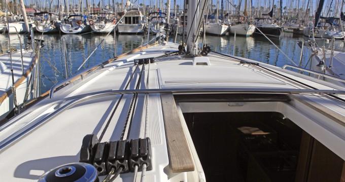 Louer Voilier avec ou sans skipper Bénéteau à Barcelone