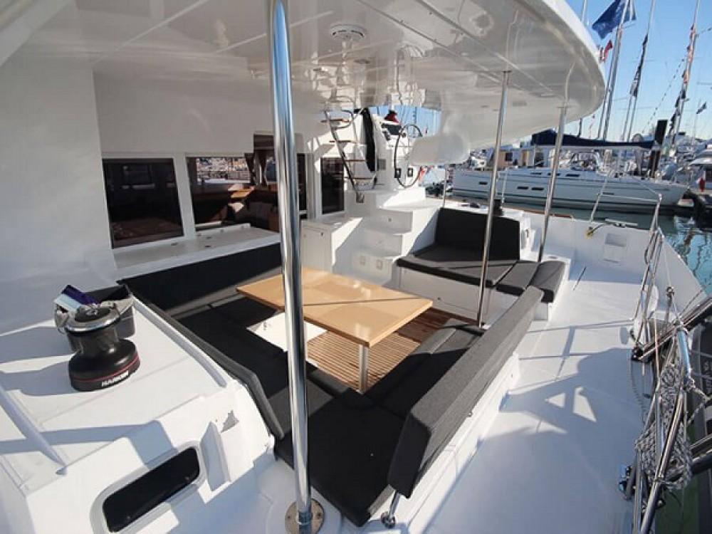 Location yacht à La Rochelle - Lagoon Lagoon 450 Sport Top sur SamBoat