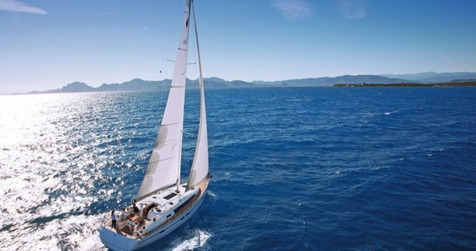 Sailboat for rent Terranoa/Olbia at the best price