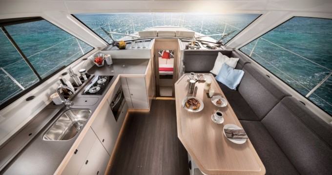 Location yacht à Lavagna - Bavaria E40 Sedan sur SamBoat