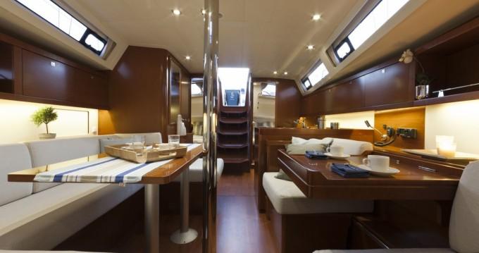 Rental Sailboat in Corfu - Bénéteau Oceanis 41