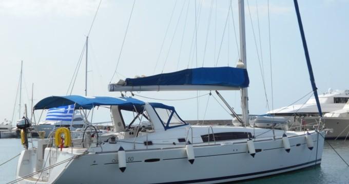Boat rental Bénéteau Oceanis 50 - 4 + 1 cab. in Central Greece on Samboat
