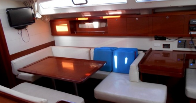 Boat rental Central Greece cheap Oceanis 50 - 4 + 1 cab.