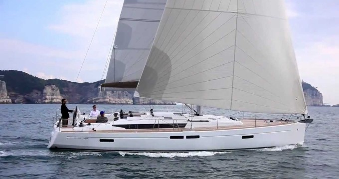 Hire Sailboat with or without skipper Jeanneau Central Greece