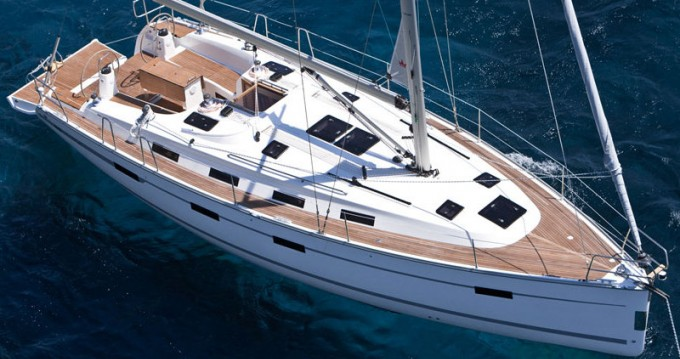 Boat rental Lefkas cheap Bavaria 40 Cruiser