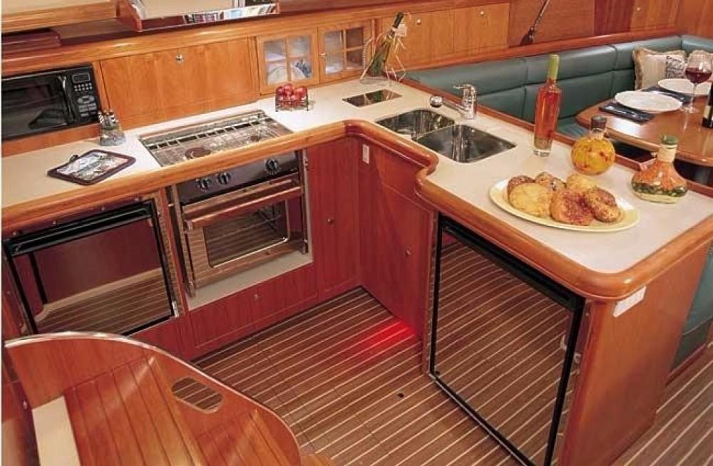 Location yacht à Furnari - Hunter Hunter 44 sur SamBoat