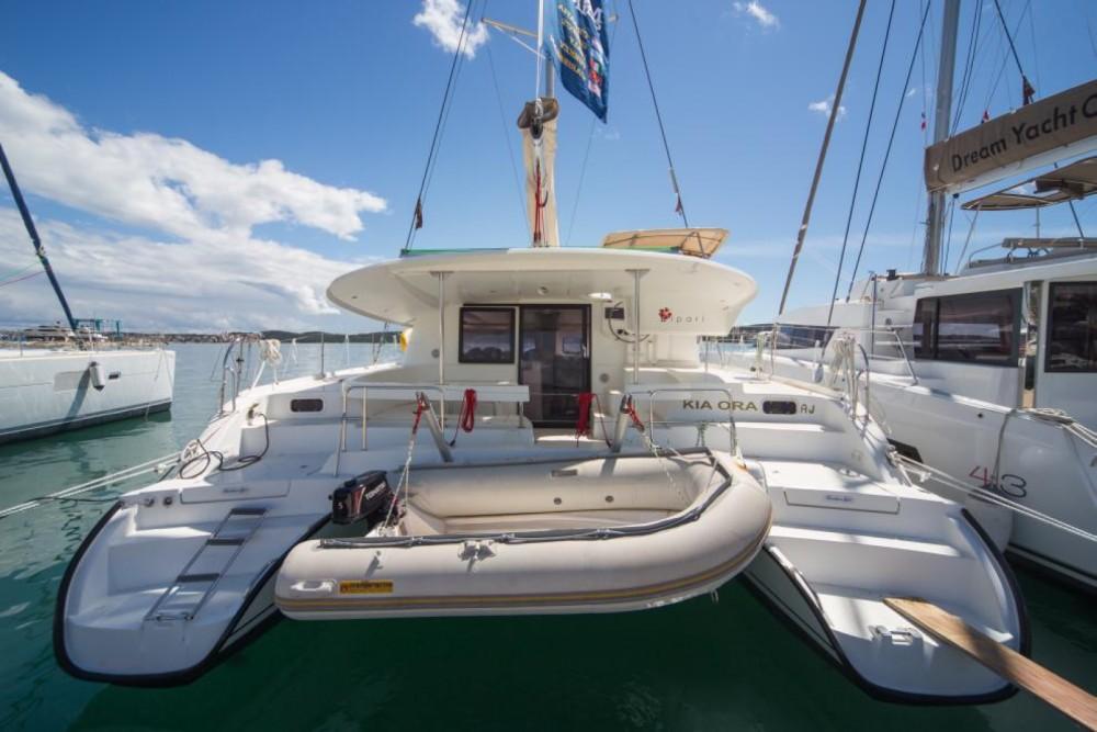 Noleggio yacht Olbia - Fountaine Pajot Lipari 41 Evolution su SamBoat