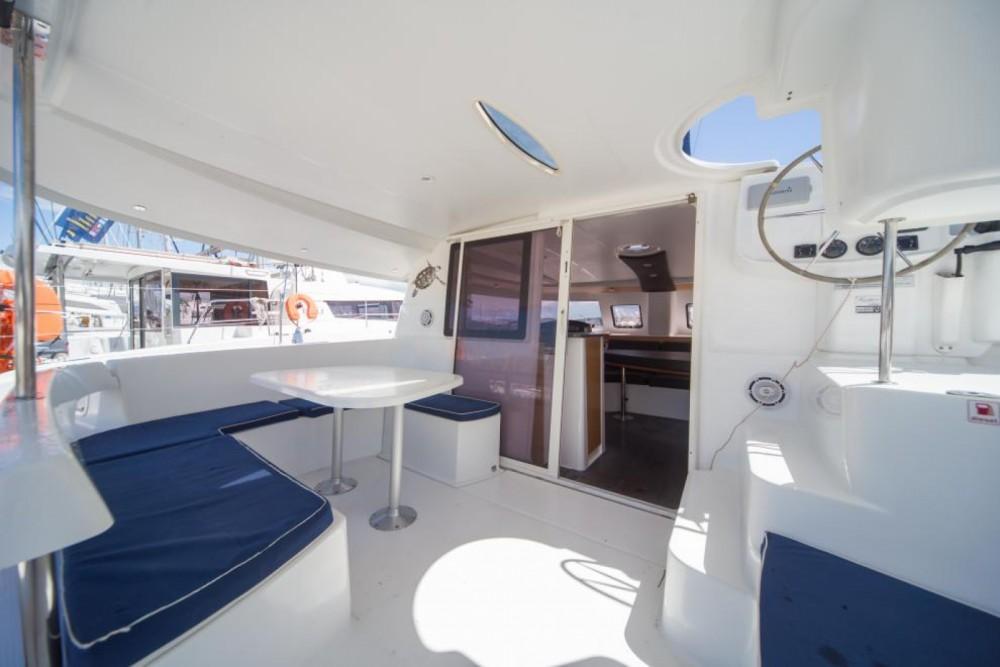 Noleggio barche Olbia economico Lipari 41 Evolution
