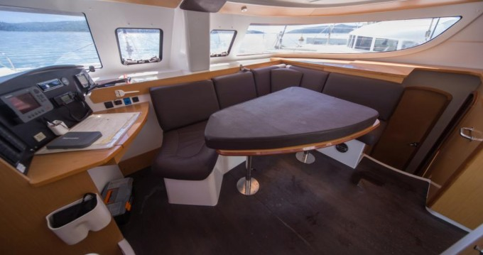 Fountaine Pajot Lipari 41 Evolution between personal and professional Olbia