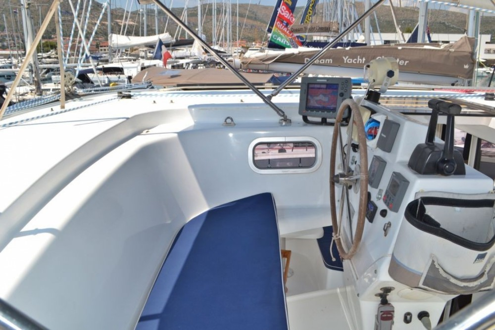 Boat rental Lefkas cheap Salina 48