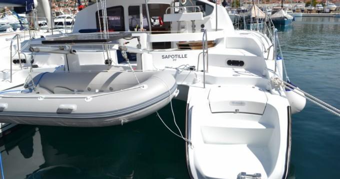 Boat rental Athens cheap Lavezzi 40