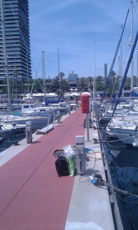 Location Voilier à Barcelone - Bénéteau Oceanis 331 Clipper