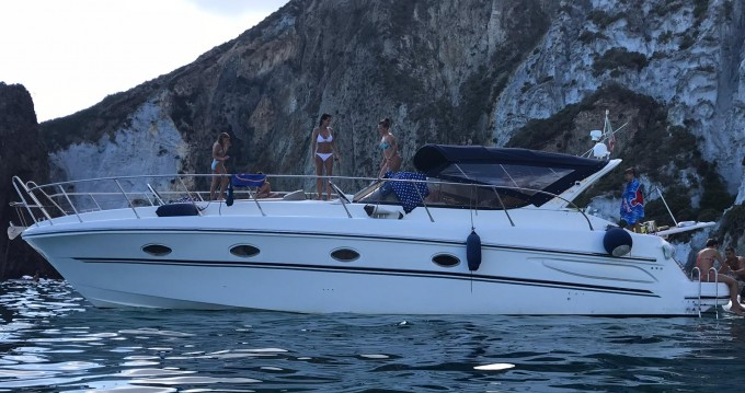 Hire Motor boat with or without skipper Mira Terracina