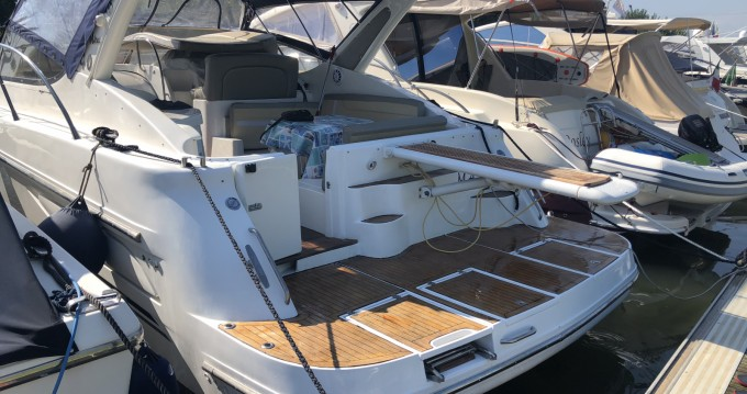 Rental Motor boat Mira with a permit