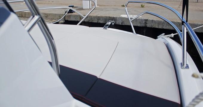 Boat rental l'Estartit cheap Flyer 5.5 SUNdeck